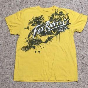 🛑4for$10🛑men's M fox racing graphic tee shirt